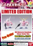 Limited edition model kit (BB)